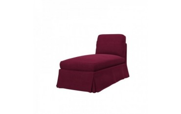 EKTORP Hoes chaise longue