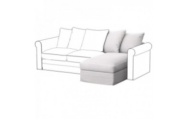 GRONLID Hoes voor chaise longue element