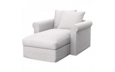 GRONLID Hoes voor chaise longue