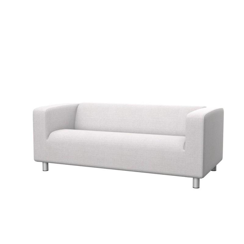 klippan hoes 2 zits bank soferia hoezen voor ikea meubels. Black Bedroom Furniture Sets. Home Design Ideas
