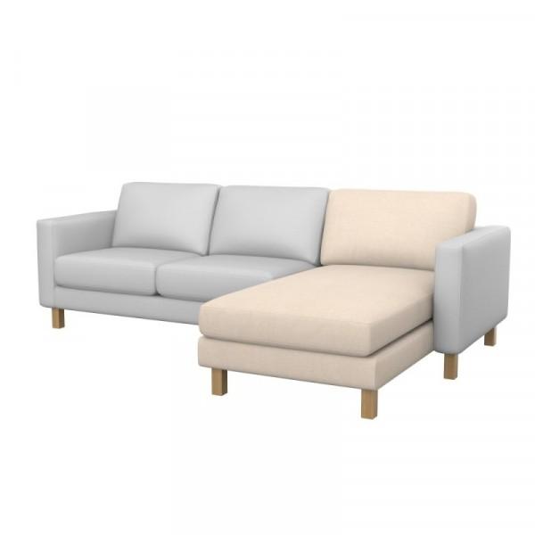 Fine Karlstad Hoes Chaise Longue Aanbouw Machost Co Dining Chair Design Ideas Machostcouk