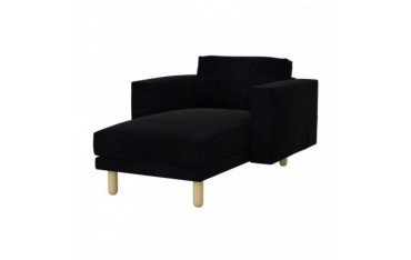 NORSBORG-Hoes-chaise-longue