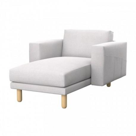 NORSBORG Hoes chaise longue
