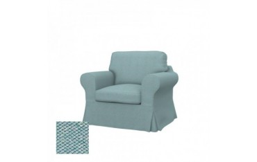 EKTORP Hoes fauteuil